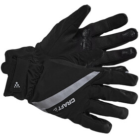 Craft Rain 2.0 - Guantes largos - negro